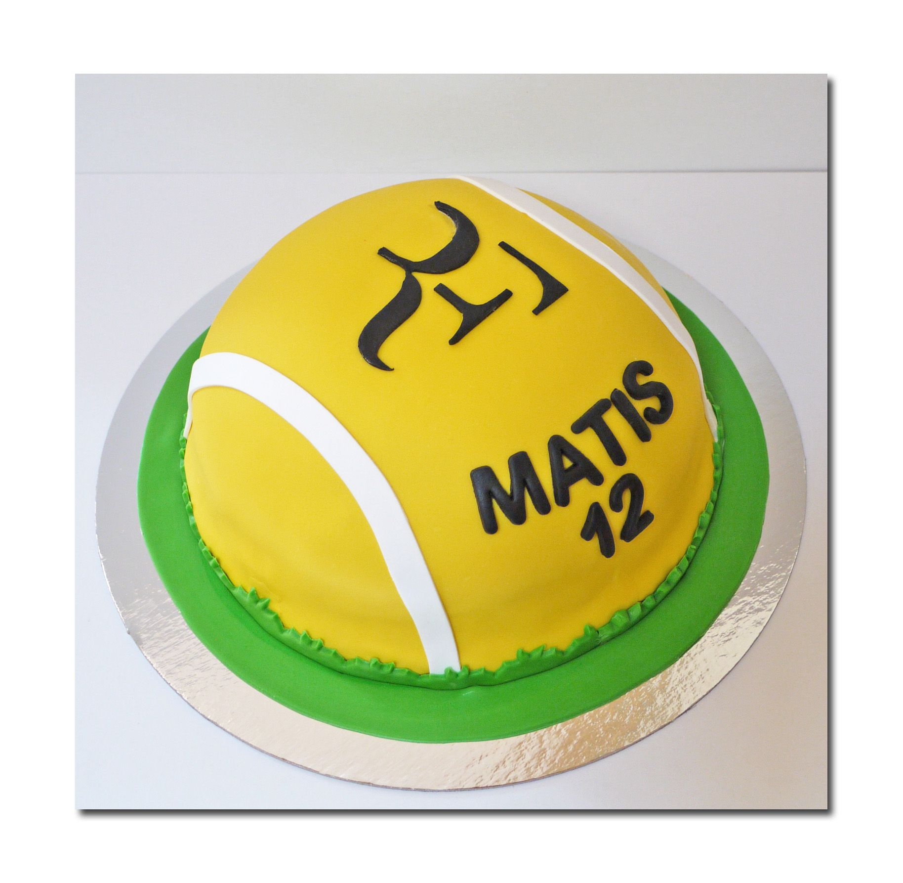 Tennis Roger Federer Cake Cakes Parties Pinterest Telephone Line Wiring Group Picture Image By Tag Keywordpictures