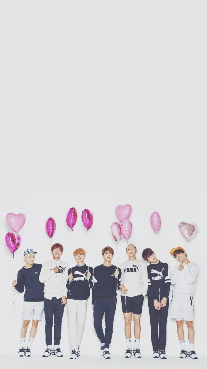 Bts Puma Valentine S Day Well A Little Late But Who Cares
