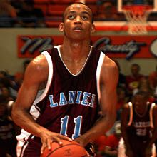 monta ellis   High school basketball, Basketball star, Nba players