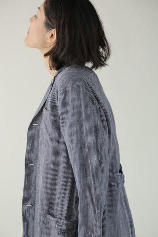 Cecile Work Coat