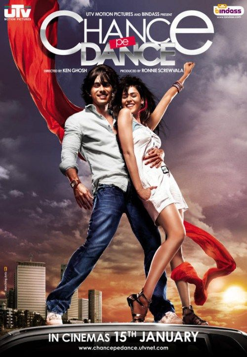 Chance Pe Dance (2010) 720p 440MB Download Free Movie - Movies Box ...