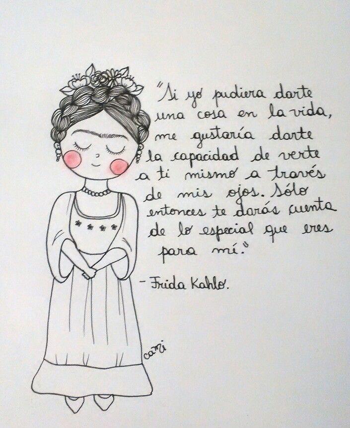 Poema De Diego Rivera A Frida Kahlo Si Yo Pudiera Darte Una Cosa En La Vida Me Gustaria Darte La