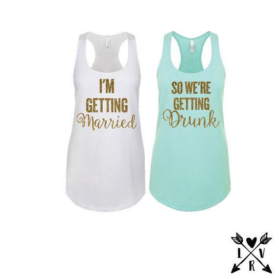 Bachelorette Party Shirts Bridesmaid Im By LVRandCo