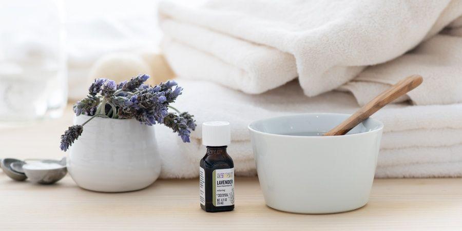 Essential Oil Stain Remover Recipe