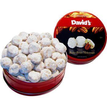 Costco: David's Cookies Butter Pecan Meltaways 2-Pack ...