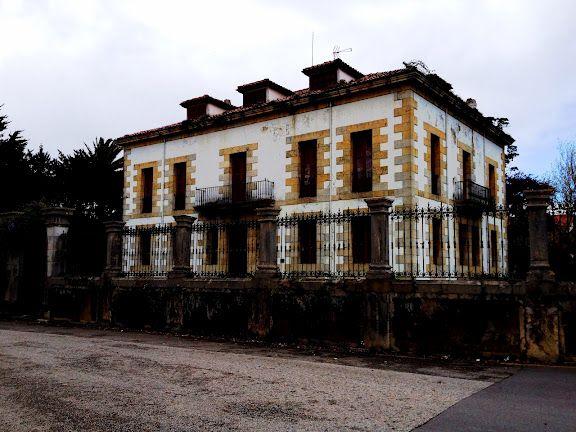 Finca Las Raucas.- casa de verano de Manuel Ibáñez Posada ...