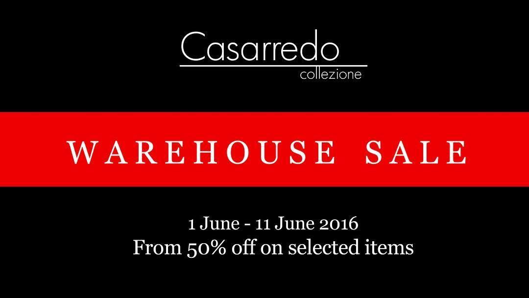 Casarredo warehouse sale 1 June - 11 June 2016. From 50% off on selected items. www.casarredo.co.za #sale #furnituresale #kramerville #casarredo #casarredosa  #furniture #decor
