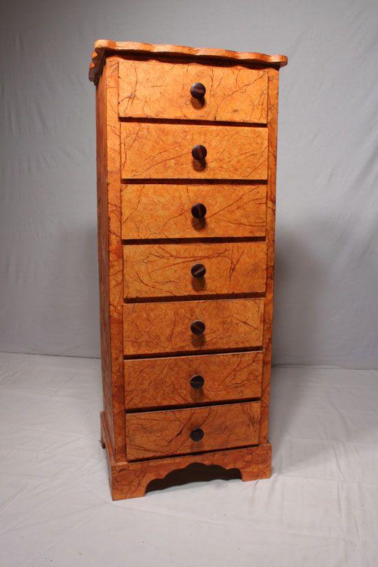 Meuble En Carton Cardboard Furniture Chests Diy Diy Cupboards