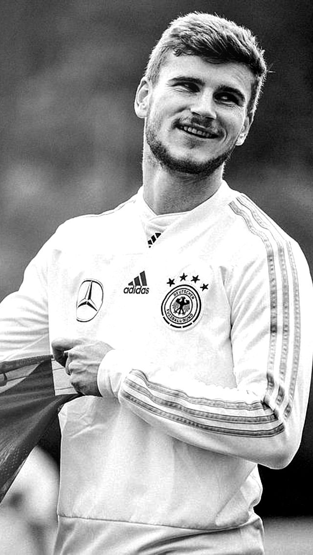 Timo Werner Chelsea Team Wrestling Stars Football Pictures