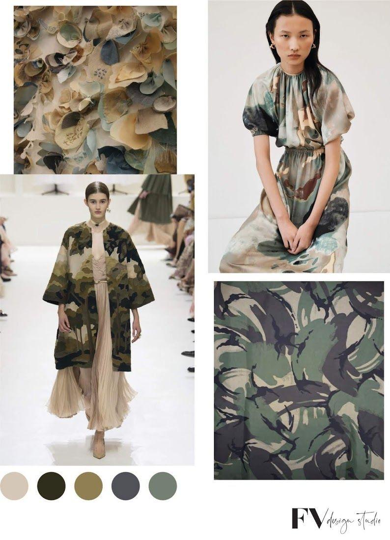 fashion vignette fv trend x color camo chic fall 2021 on 2021 decor colour trend predictions id=85837
