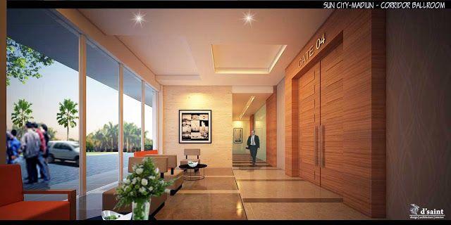GRAHA MITRA ABADI: Korridor Balroom Suncity Hotel
