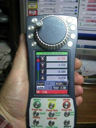 Cnc pendant controller for mach 3 | Vajno | Cnc, Cnc