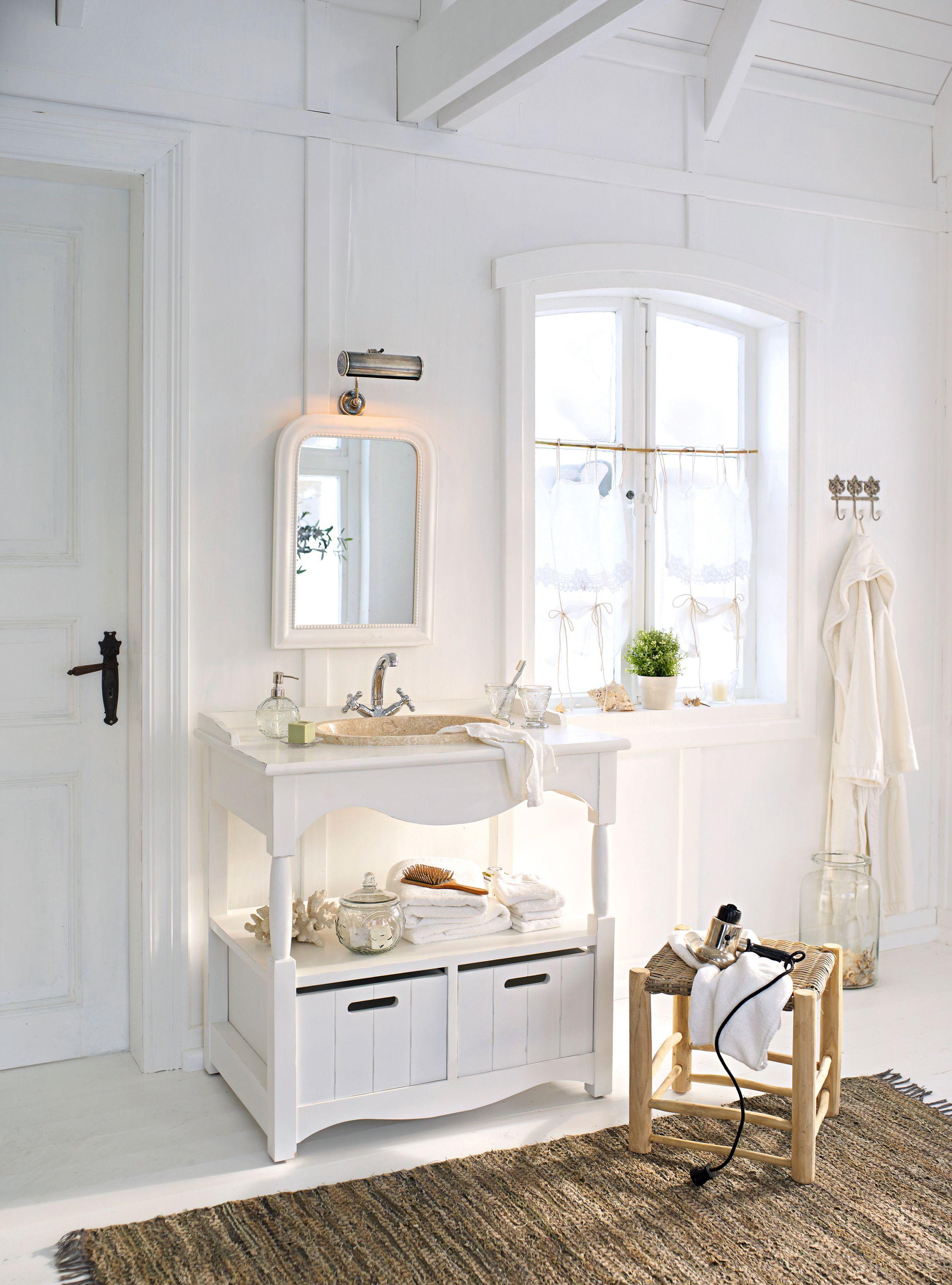 Waschtisch Florentin Gesehen Auf Loberon De Waschtisch Badezimmer Wasche Badezimmer