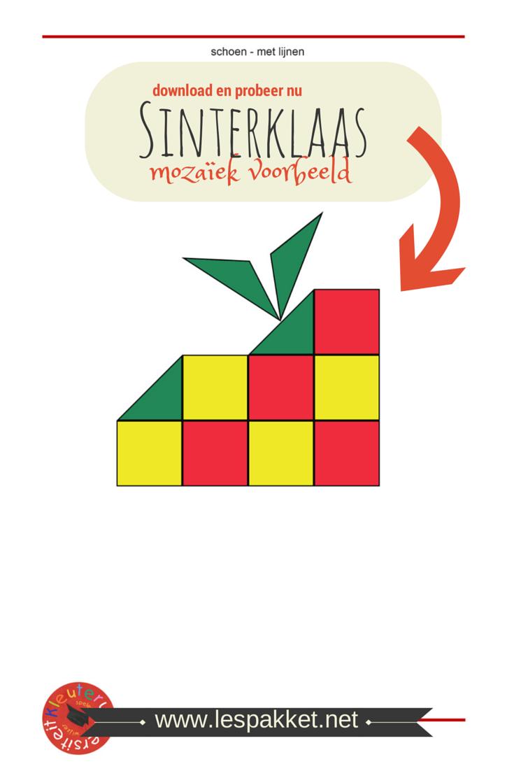 Thema Sinterklaas - een linkfeestje (met gratis download #themasinterklaas