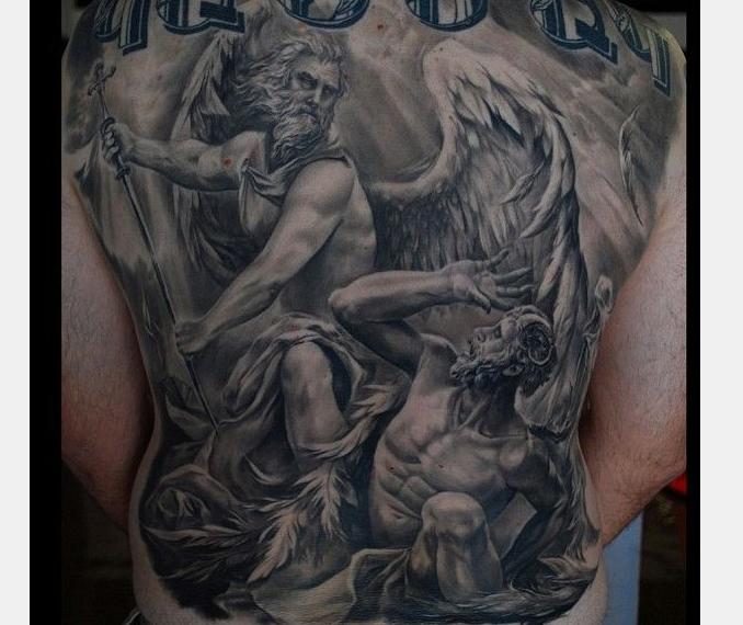 16 popular st michael tattoo design ideas tattoos for St michael tattoo ideas