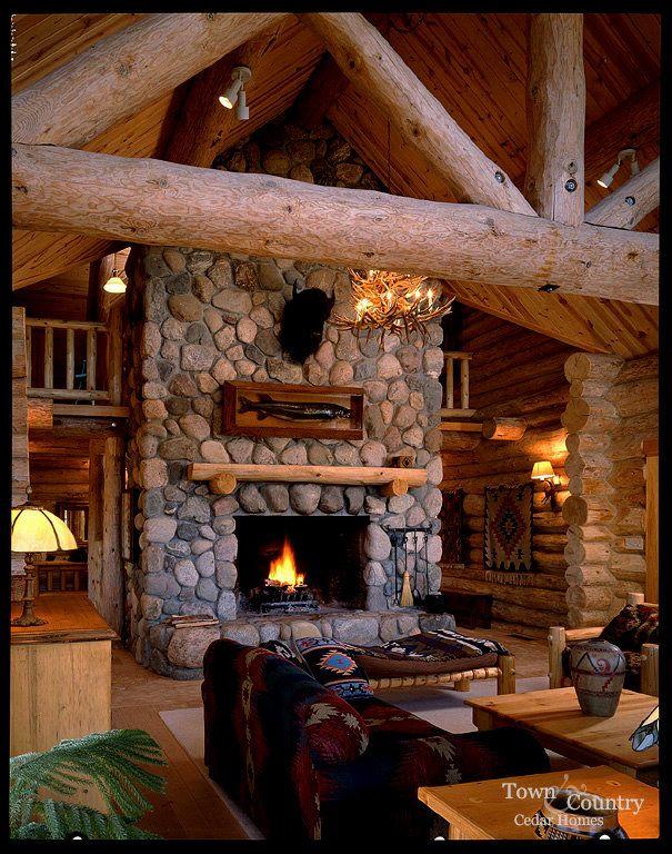 The season for fireplace photos has begun Home in 2018