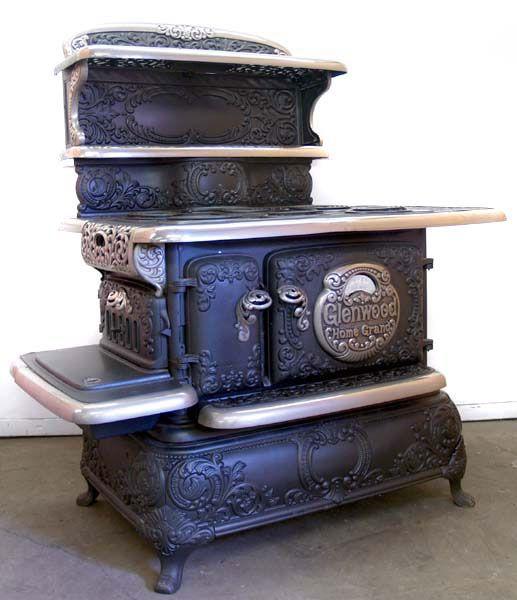 Las estufas antiguas taringa jardineria pinterest for Cocinas a gas economicas
