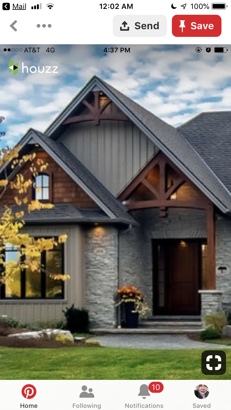 Pin By Clare On House Exterior Cottage House Exterior Lake Houses Exterior House Paint Exterior