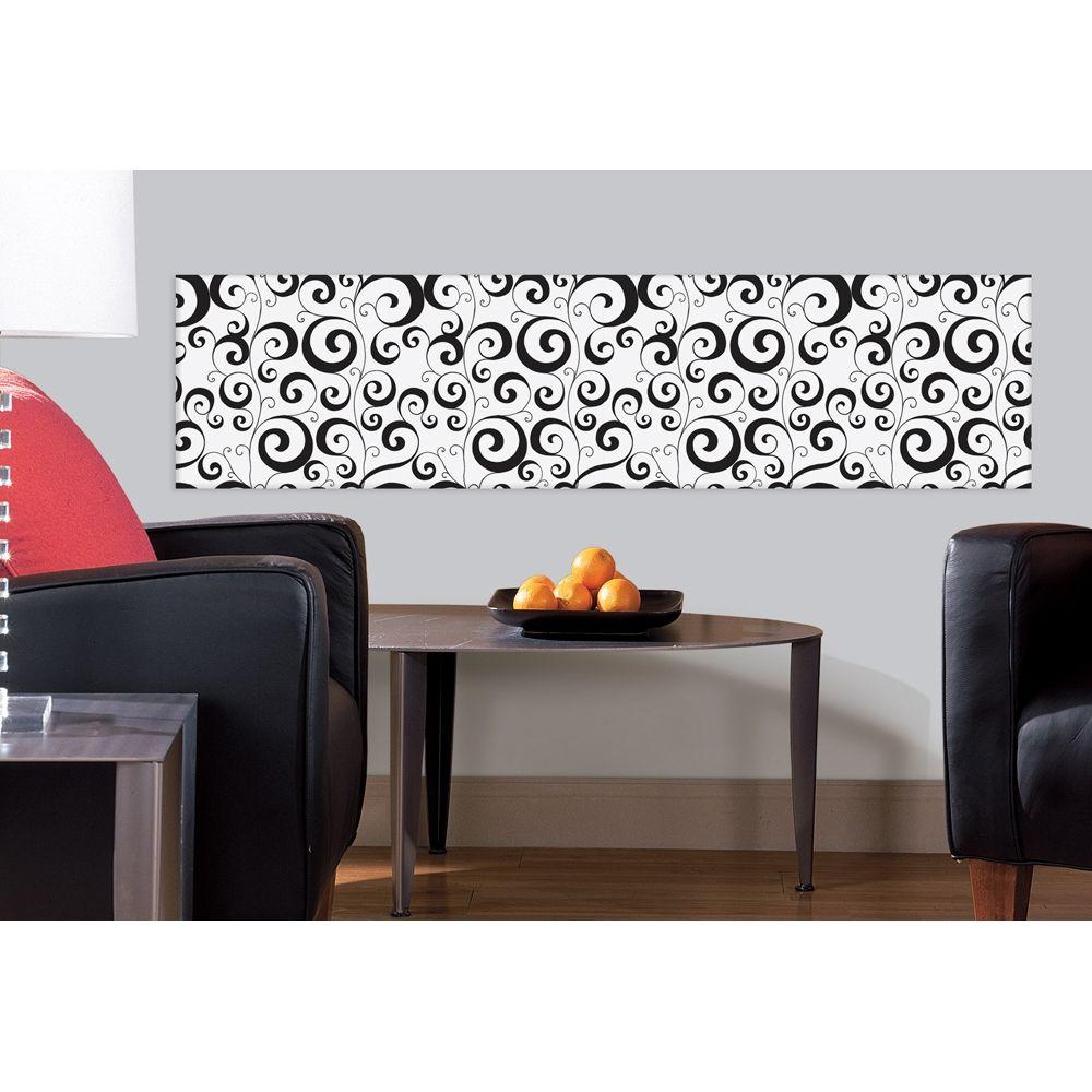 Scroll Peel & Stick Foam Tiles Home decor, House tiles