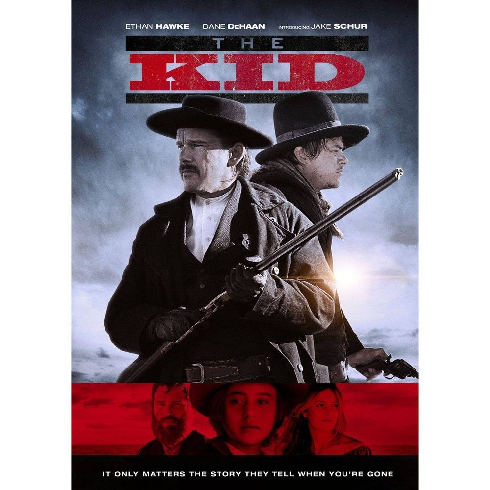 ethan hawke the kid 2019 dieulois
