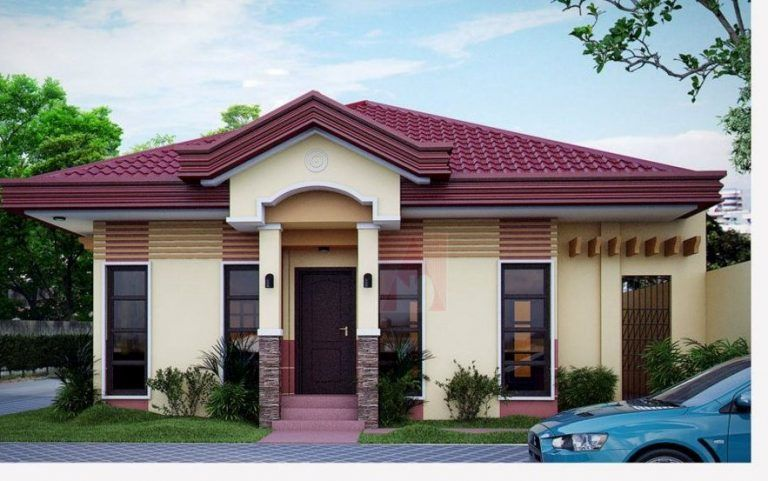 28 Amazing Images Of Bungalow Houses In The Philippines Pinoy House Plans Philippines House Design Bungalow House Design Beautiful Small Homes