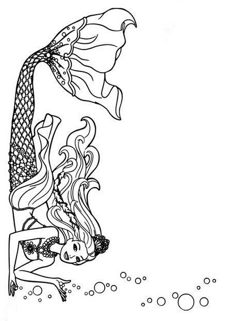 Pin By Renata On Barbie Coloring Barbie Coloring Coloring Pages Color Therapy