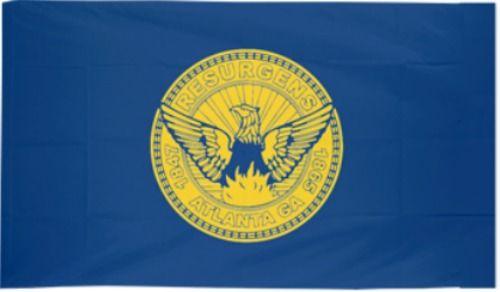 City Of Atlanta Flags