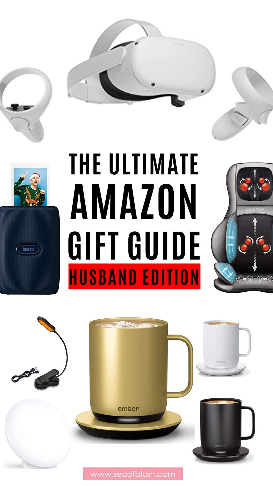 5 Christmas Gift Ideas For Your Geeky Husband Or Boyfriend Amazon Christmas Gifts Christmas Gifts Gifts For Husband