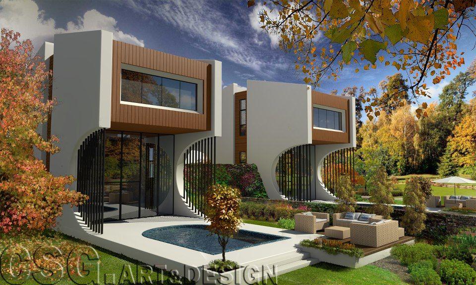 CSG-Art Duplex Design - Conceptual project | Idei pentru acasă ...