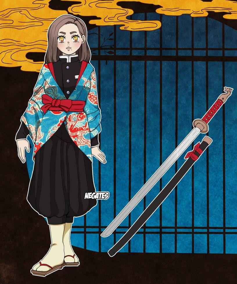 [Kimestu no Yaiba OC] Kiyotatsu by negates on DeviantArt