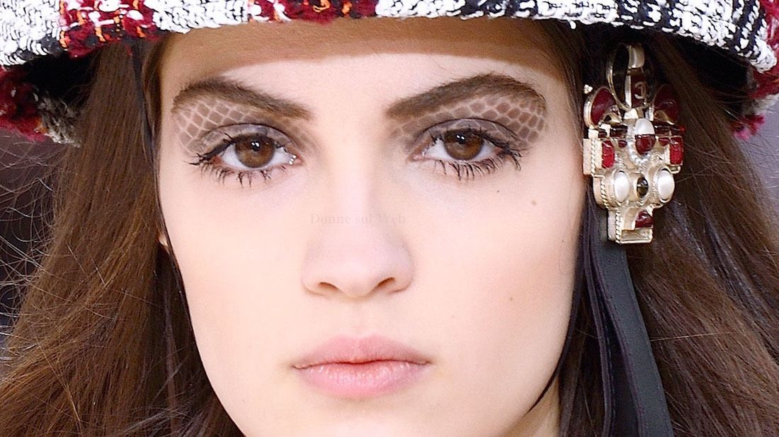 Chanel make up inverno 2016 2017