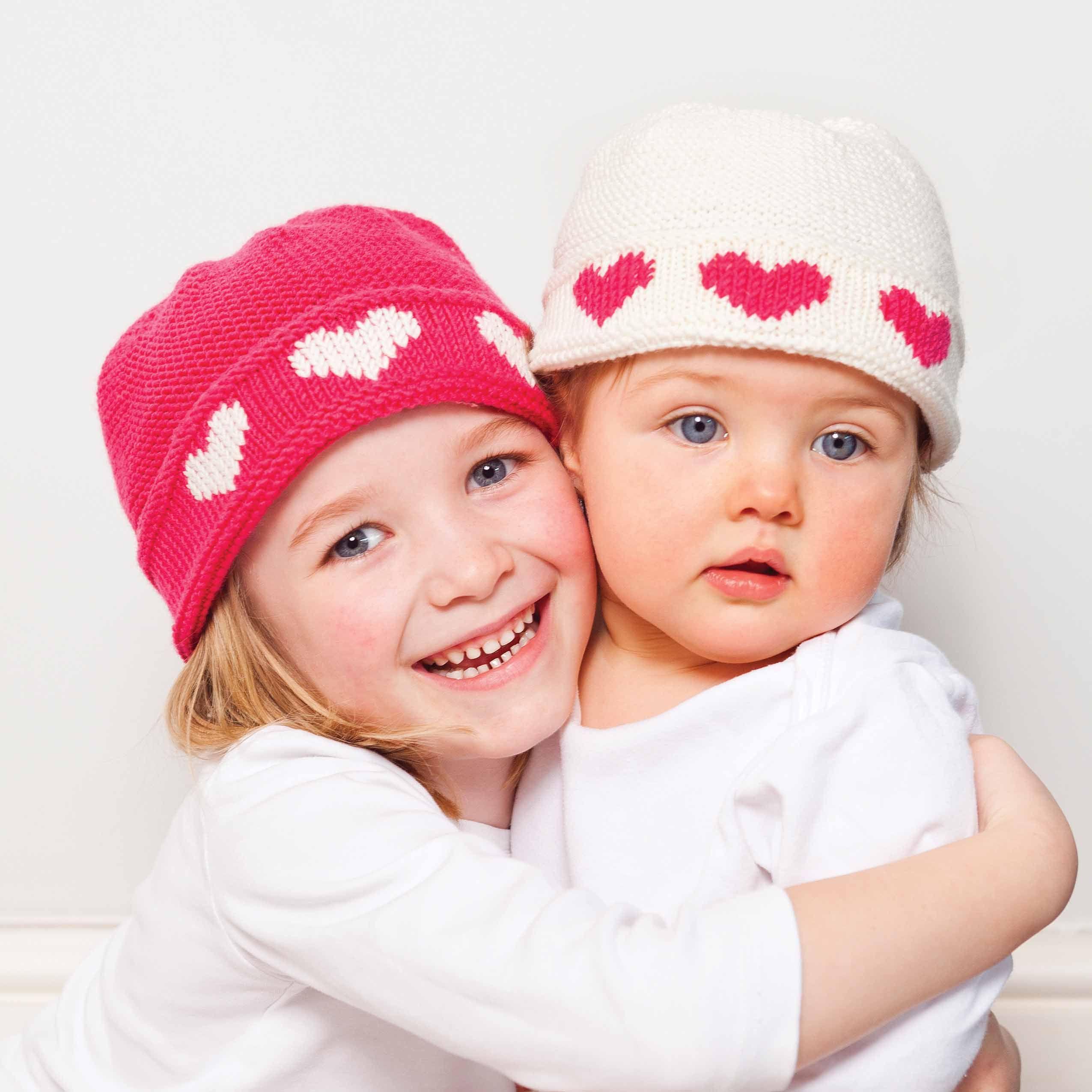 19f89da80 FREE BABY HAT PATTERN FOR VALENTINE S DAY