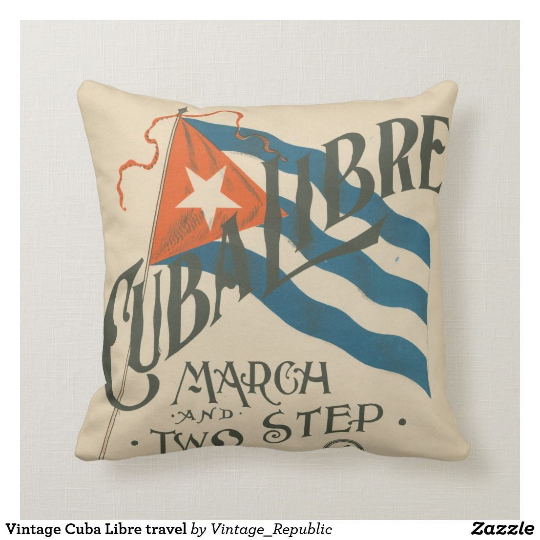 Vintage Cuba Libre travel Throw Pillow | Zazzle.com #cubalibre Vintage Cuba Libre travel Throw Pillow #cubalibre Vintage Cuba Libre travel Throw Pillow | Zazzle.com #cubalibre Vintage Cuba Libre travel Throw Pillow #cubalibre