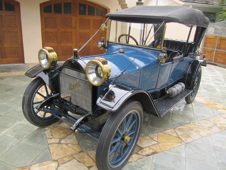 1913 Hupmobile Model 32 Touring Sell Car Antique Cars
