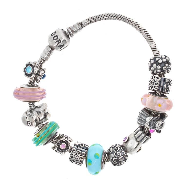 We Love The Meaning Behind Pandora Bracelets One Of Source S Office Team Has A