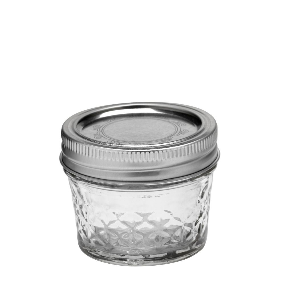 Bote cristal Jelly Mason Jar 250ml: | TP Mason Jar! | ❤ | Pinterest : quilted jam jars - Adamdwight.com