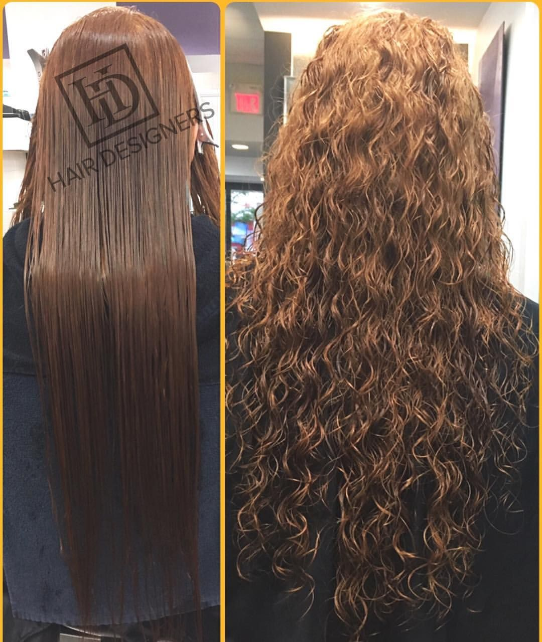 Image Result For Body Wave Perm Before And After Pictures Spiral Perm Long Hair Long Hair Perm Permed Hairstyles