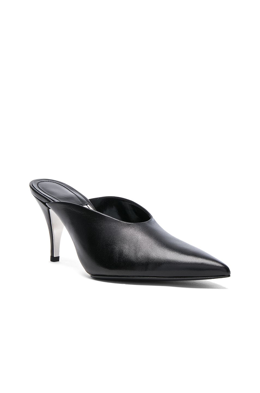 Calvin Klein Leather Roslynn Heels in . Y5aDbpu1n