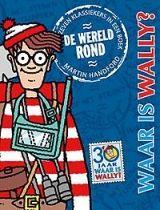 Titel: Waar is Wally (De wereld rond) -- Martin Handford (auteur) -- fictie -- Wally is al 30 jaar de meest gezochte persoon ter wereld! De zeven fantastische Wally-boeken zitten hier samen in een boek. Maak een buitengewone reis in de wonderlijke wereld van Wally en zoek hem overal. (bron: Boek.be)