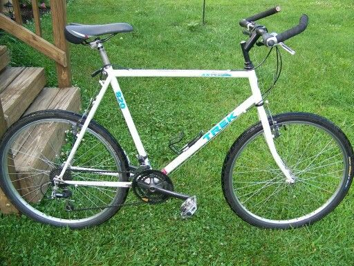 1991 Trek Antelope 820 My First Real Mtb Solid As A Rock And