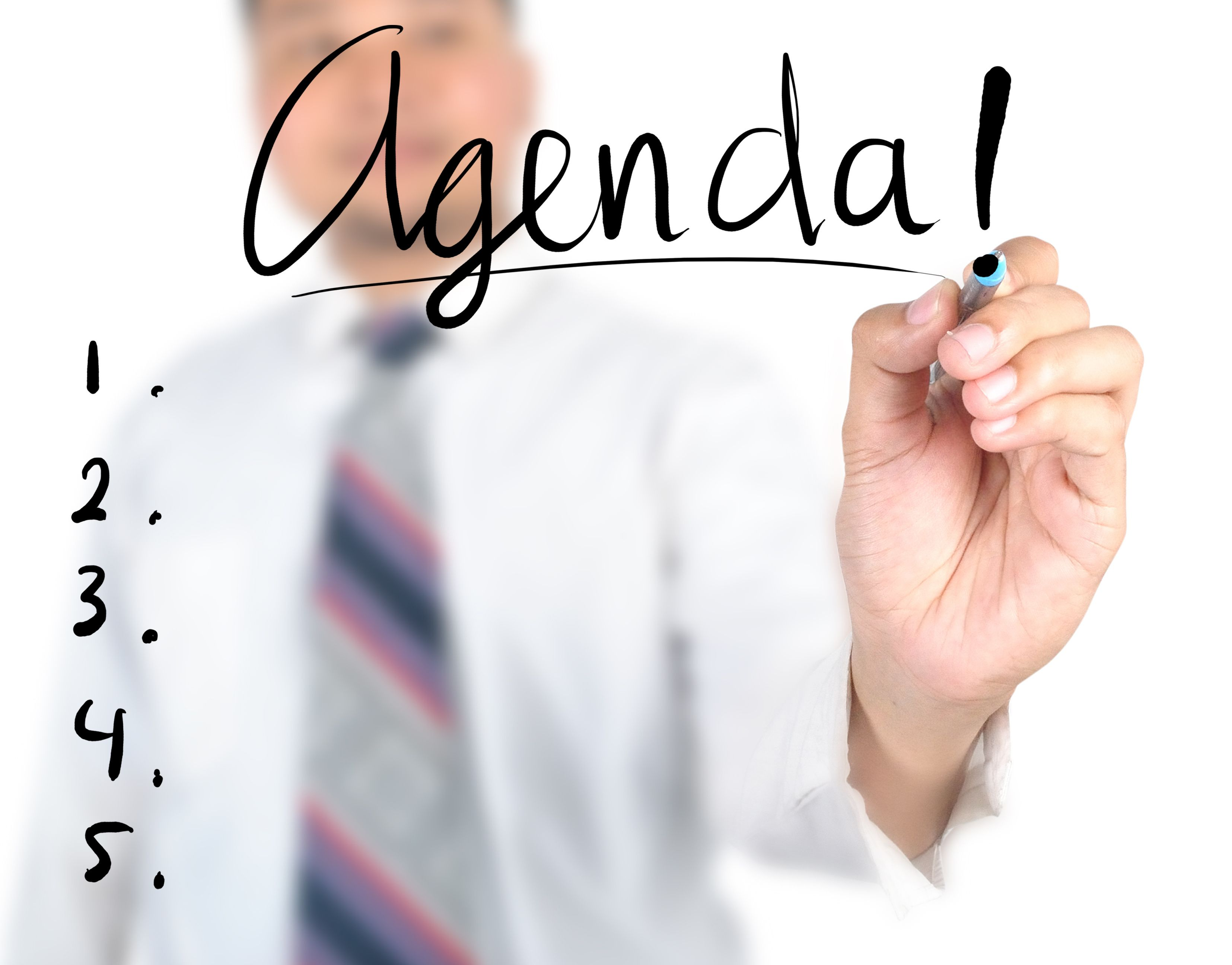 Board Annual Calendar Suggestions  Nonprofit Needs