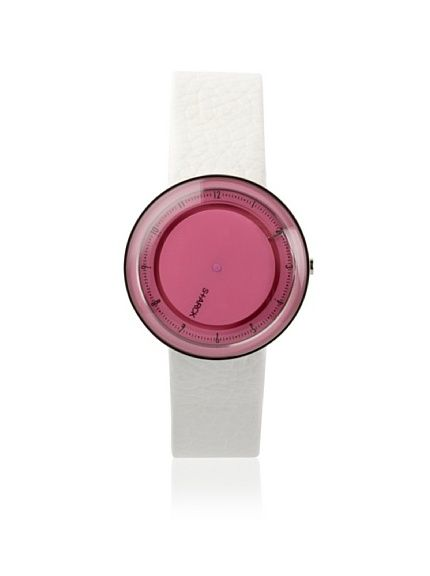 Philippe Starck Women's PH5040 Analog Stainless Pink and White Leather Watch, http://www.myhabit.com/ref=cm_sw_r_pi_mh_i?hash=page%3Dd%26dept%3Dwomen%26sale%3DA1GNRU9NABCPOE%26asin%3DB00415Q4EQ%26cAsin%3DB00415Q4EQ