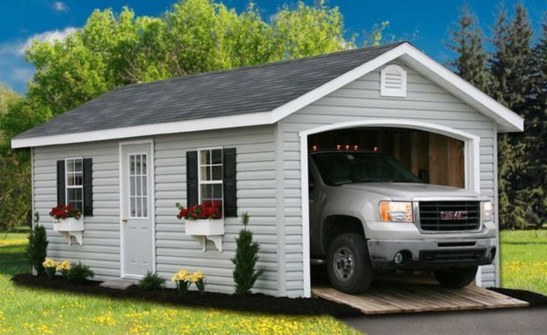 54 Cool Car Garage Design Ideas For Minimalist Home Garage
