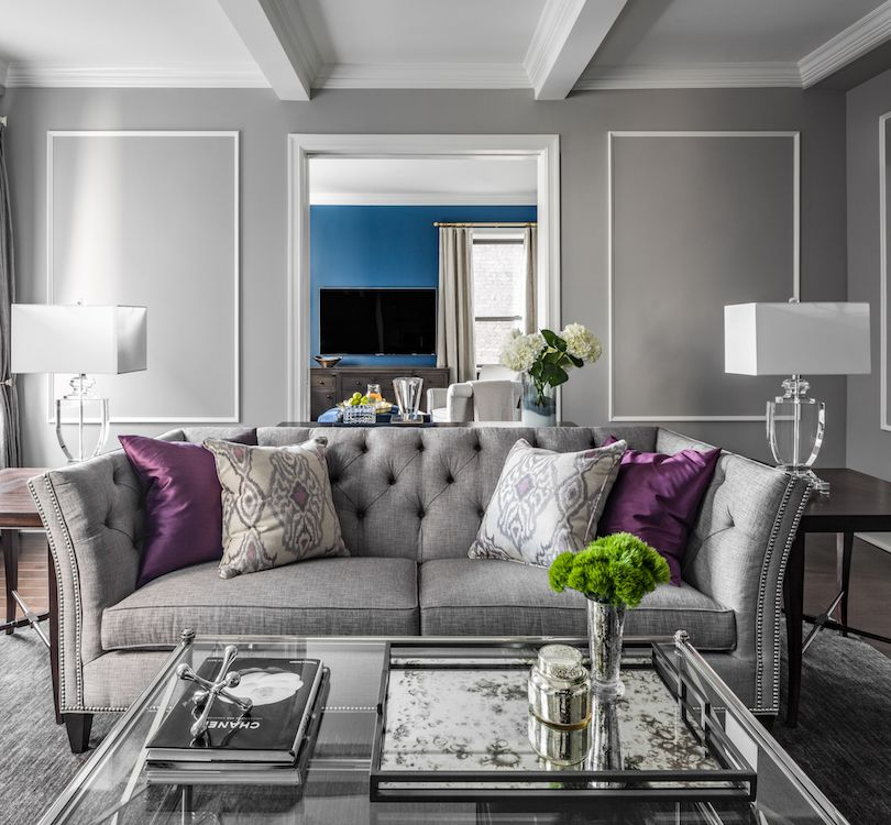 Transitional Style Interior Design Defined For 2019 ...