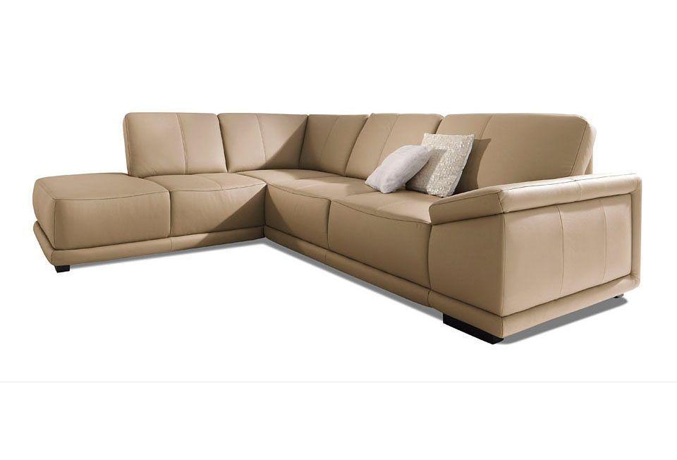 Wohnzimmer Garnituren ~ Sit&more polstergarnitur braun ottomane links fsc® zertifiziert