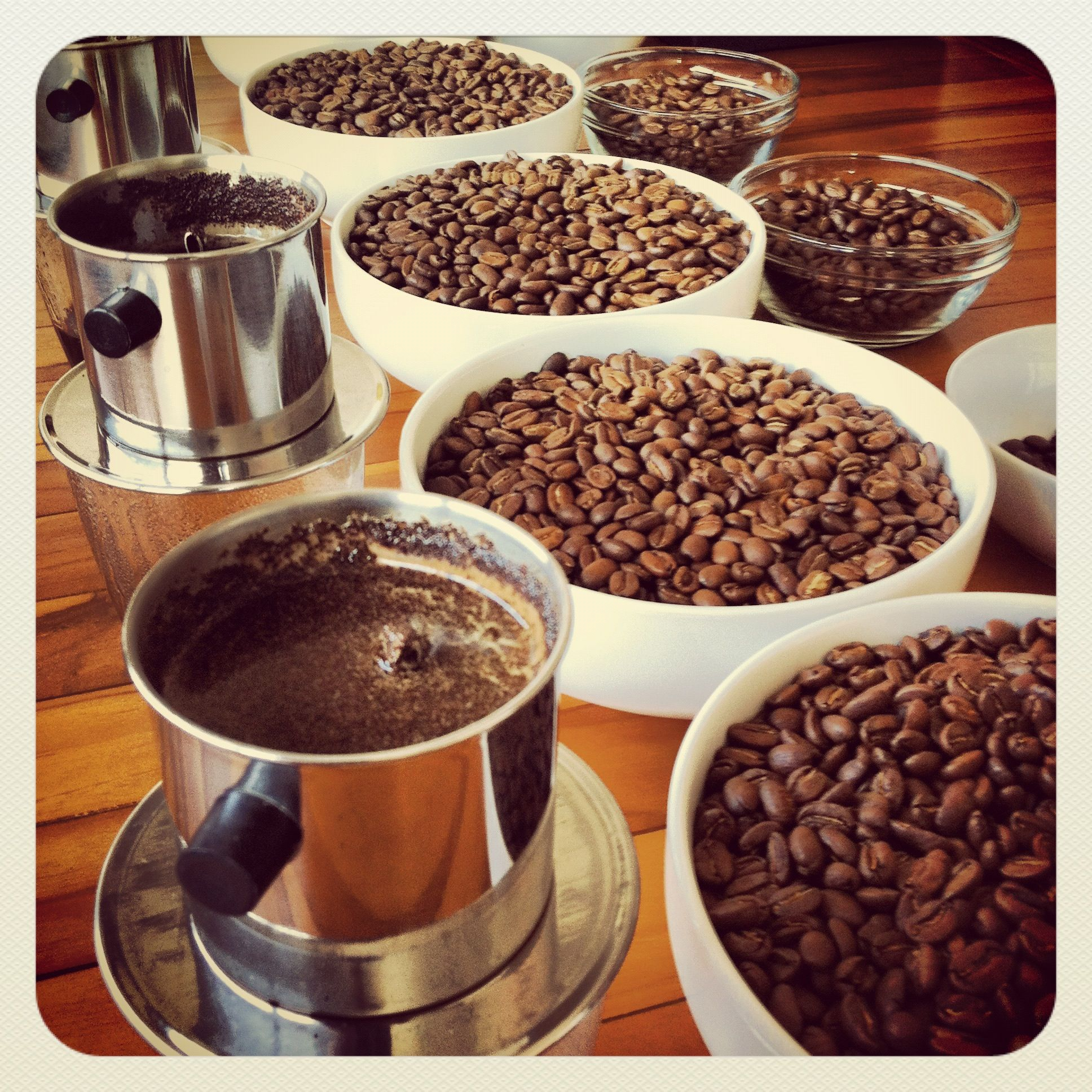 cupping the best selection only from the highlands (With