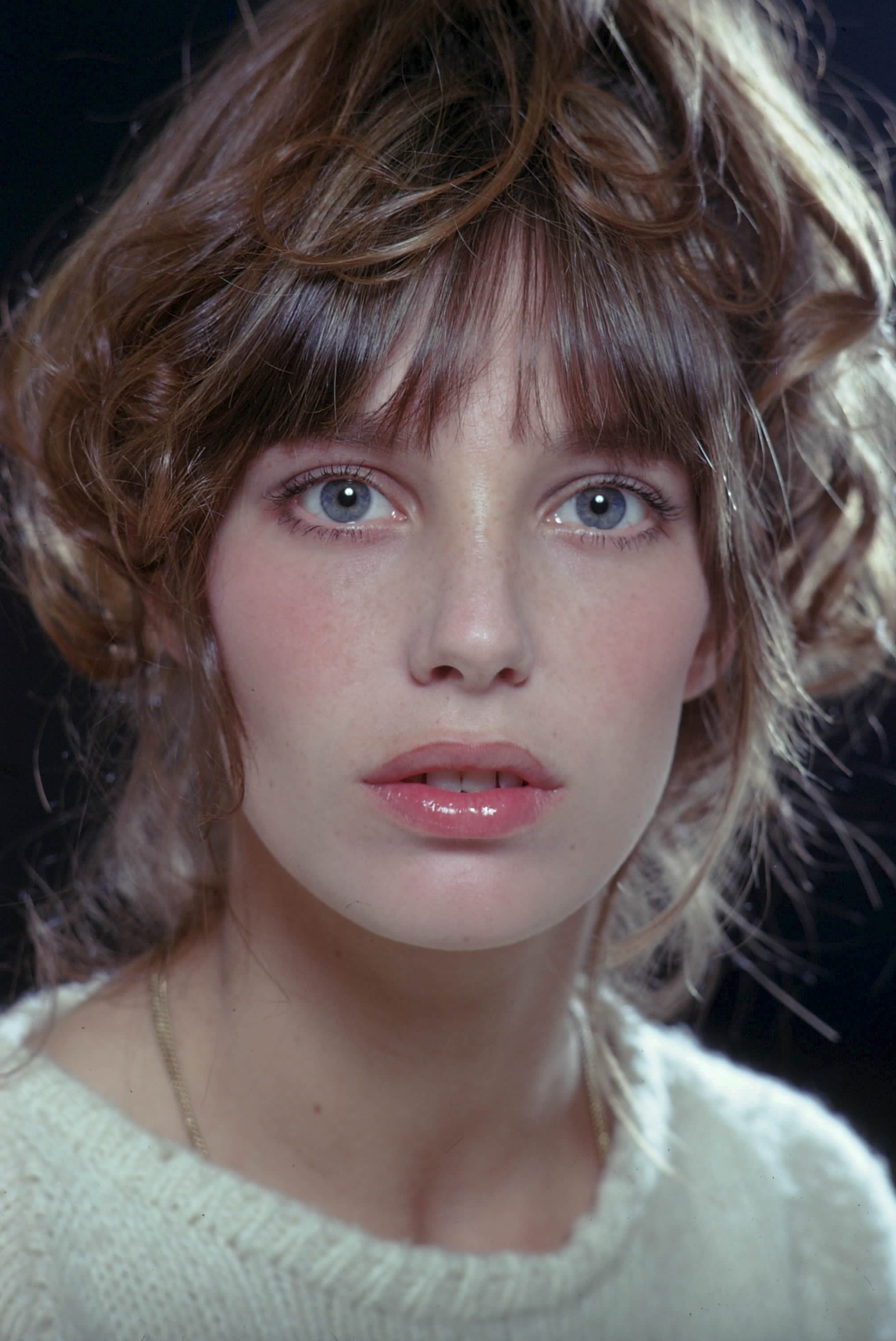 Jane Birkin, and the simple power of a fresh faced look ...