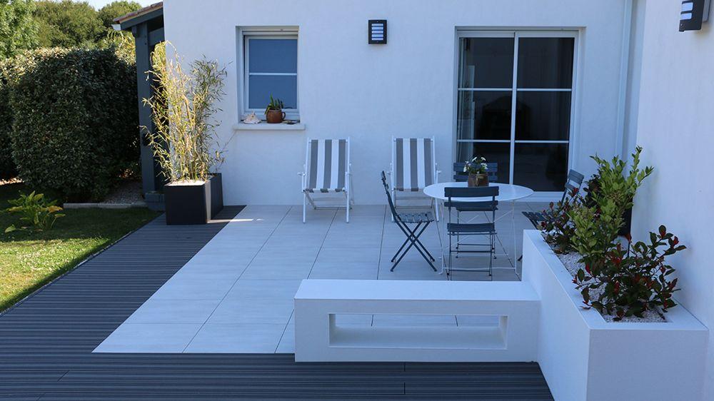 Avant / Après : Moderniser l\'espace extérieur d\'une maison ...