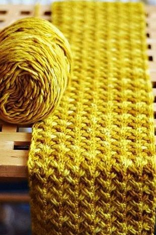 Тканевый узор спицами | Рукоделие и вязание | Узор | Pinterest ...