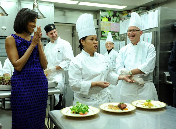Image Detail For White House Head Chef Cristeta Comerford C Is